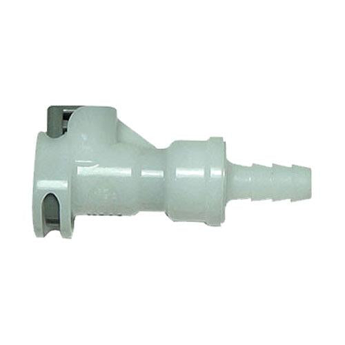 "1/4"" ID HOSE BARB SOCKET-FEMALE"