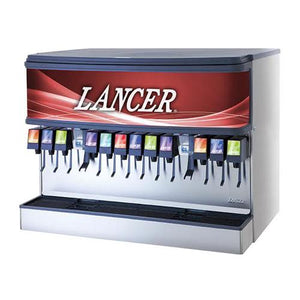 "12P 44"" ICE-BEVERAGE DISPENSER"