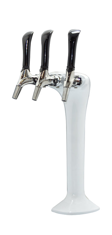 3T(EUFC)WHITE MONGOOSE AIR-NO TAPS