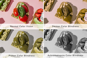 What Do Color Blind People See?
