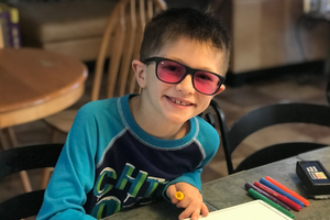 What Age Should I Give My Child EnChroma Glasses for Color Blindness?