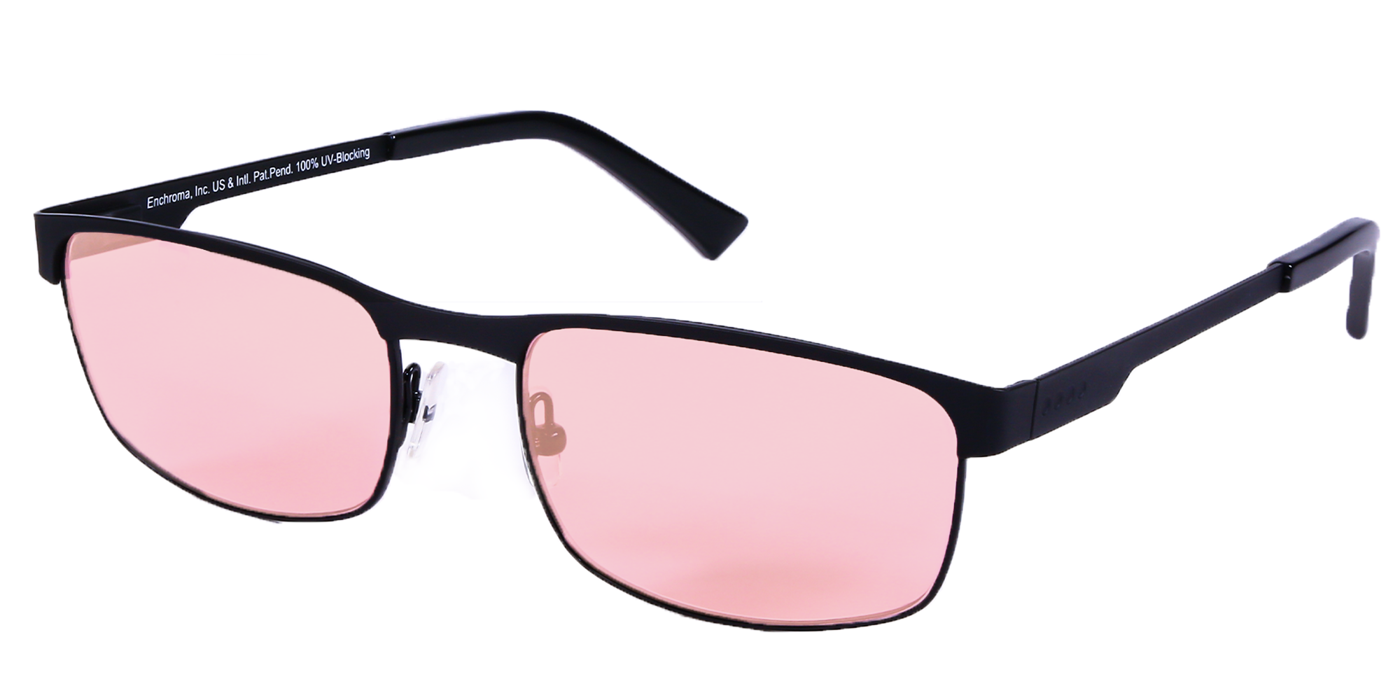 7468877bf457 Features optical quality spring hinges and silicone nose pads. Case  included. EnChroma® Bancroft. Color blindness glasses. Frame size: Medium  54-17-140.