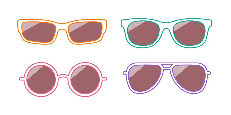 Color Blindness Glasses - Fit To Frame Service