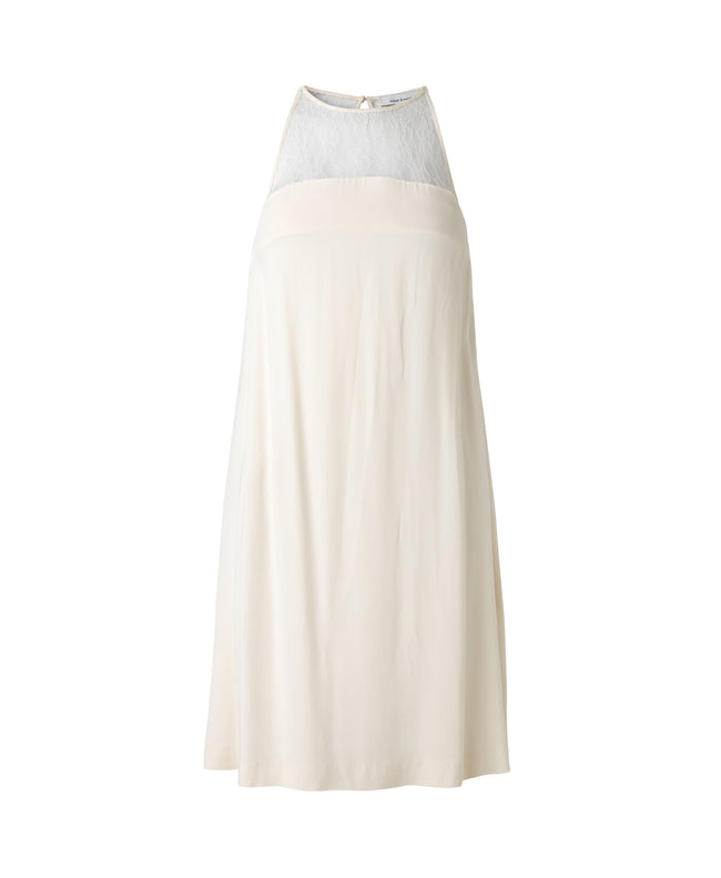Samsoe Bina Shift WhiteCap Dress