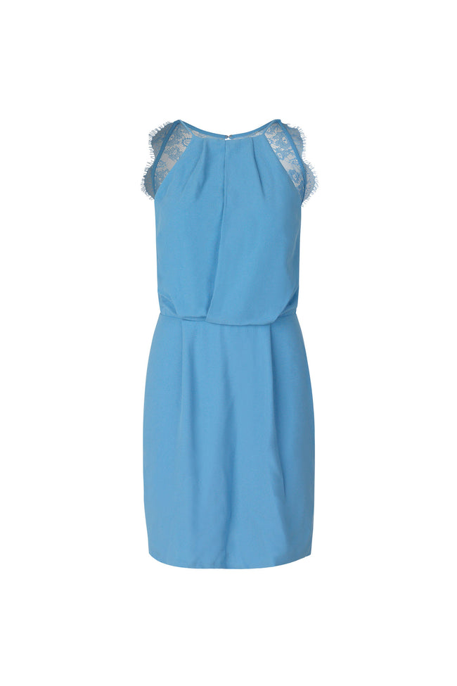 Samsoe Willow Short Blue Dress