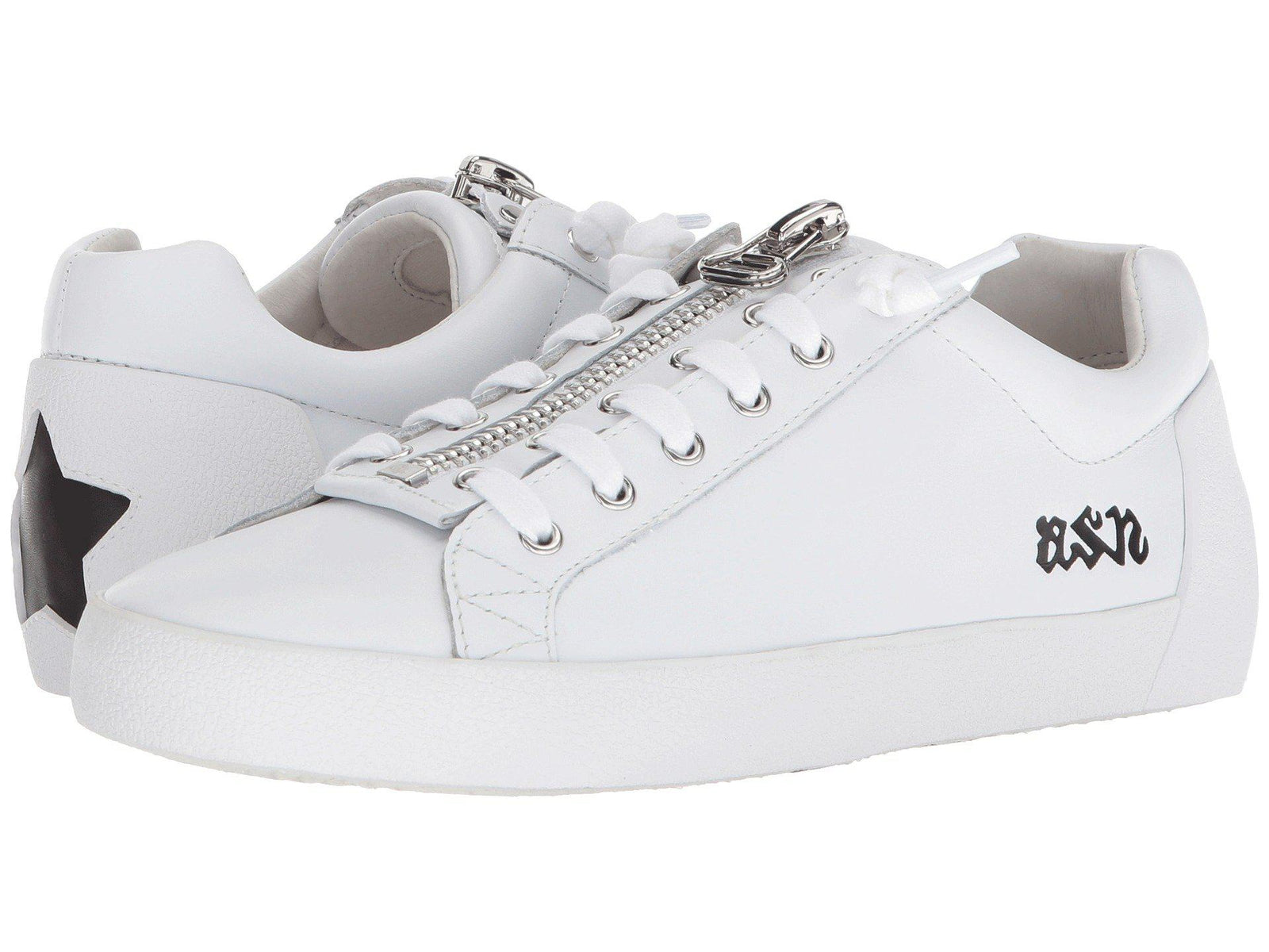 Ash Nirvana White Trainers