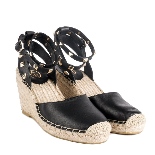 Ash Whitney Espadrille Wedges