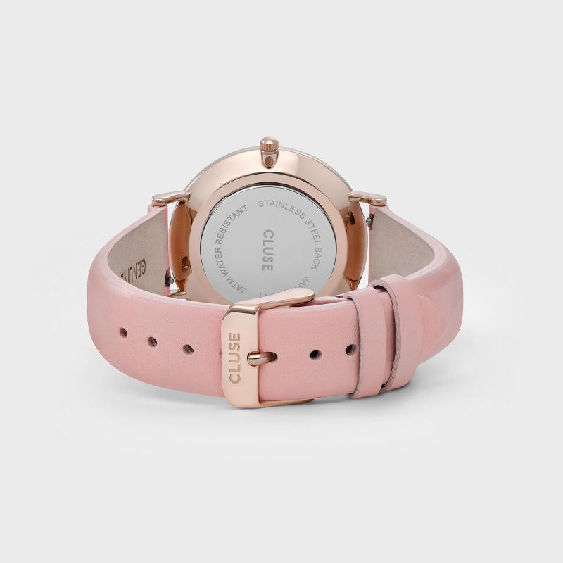 Cluse La Boheme Rose Gold/White/Pink Watch