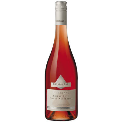 Image of   Crystal Bay Shriaz Rosé Riverland - Rosevin