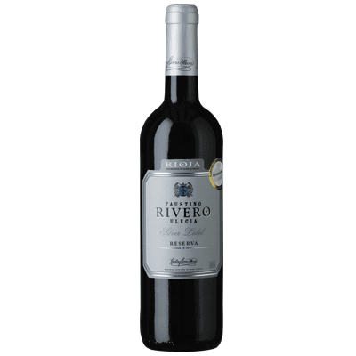 "Image of   Faustino Rivero ""Silver Label""2012 - Rødvin"
