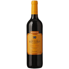 Faustino Rivero Crianza DOC Rioja Yellow Label 2014 - Rødvin