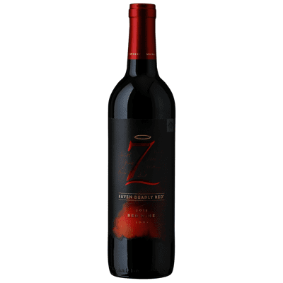 Image of   Michael David Winery 7 Deadly Red Blend 2017- Rødvin