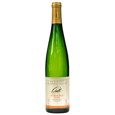 Image of   Gsell Gewurztraminer