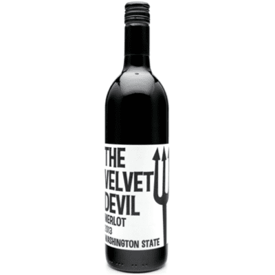 Image of   Velvet Devil Merlot 2016
