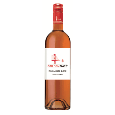 Golden Gate Zinfandel - Rosévin Food, Beverages & Tobacco