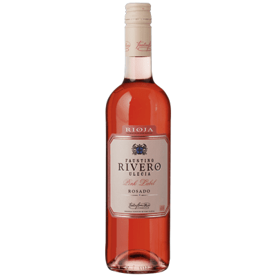 "Image of   Faustino Rivero ""Pink Label"" - Rosévin"