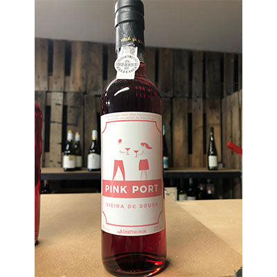 Image of   Pink port portvin 37,5 CL