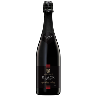 Image of   Black Label Shiraz - Mousserende vin