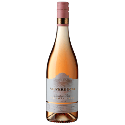 Silverboom Special Reserve Pinotage Rosé - rosévin
