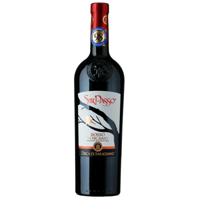 Image of   Barbanera Sir Passo Toscana Rosso Igt2016 - Rødvin