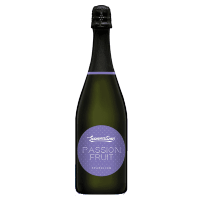 Summertime Passion Fruit Sparkling