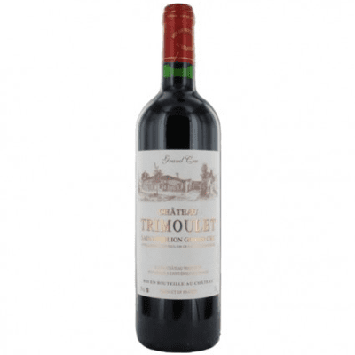 Image of Château Trimoulet Saint Emilion Grand Cru 2014