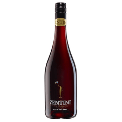 Zentini Rouge Wildberries - Mousserende vin