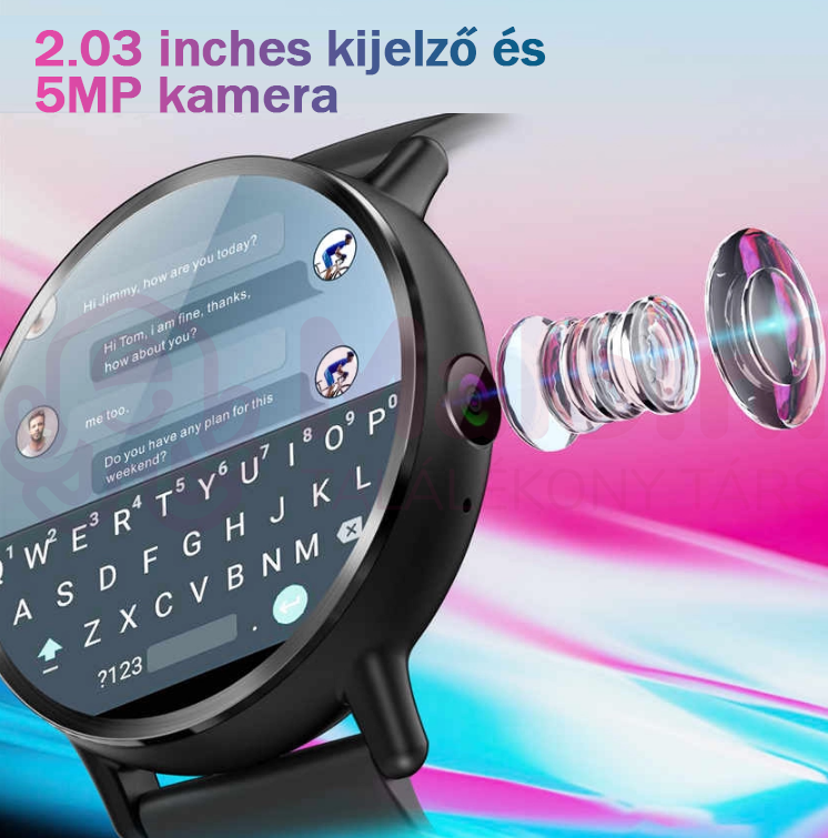 Medex Nexus okosóra 5MP kamera