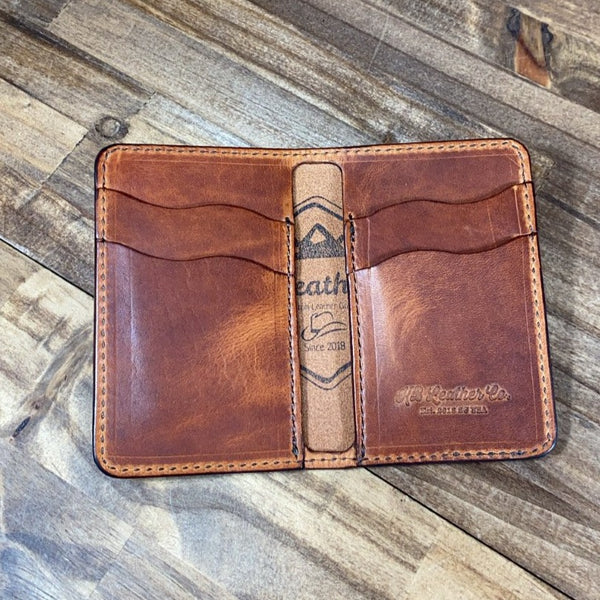 Montana Vertical Wallet