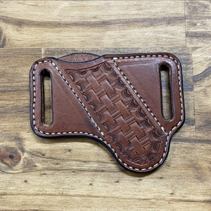 "Knife Sheath ""Case Medium Stockman"""
