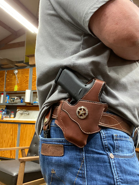 Holster OWB Belt-slide Holster