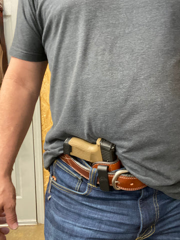 Holster IWB (Inside the Waistband Holsters)