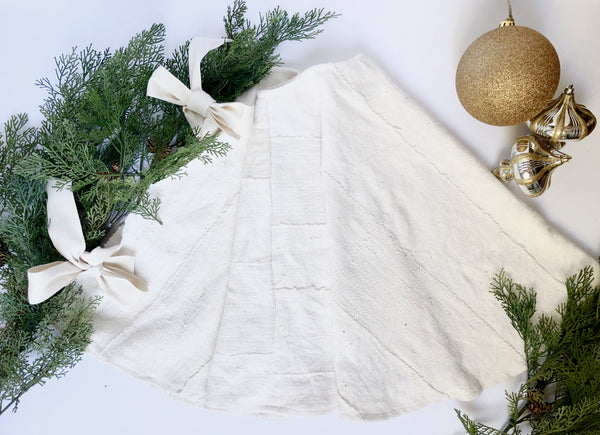 MUDCLOTH TREE-SKIRT