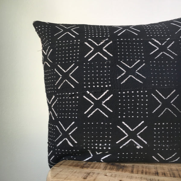 X & DOT Pillow Cover