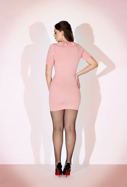 The Pink Mansfield Dress