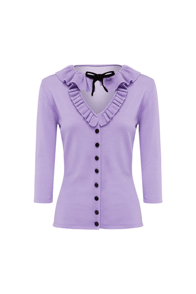 The Violet Mansfield Cardigan