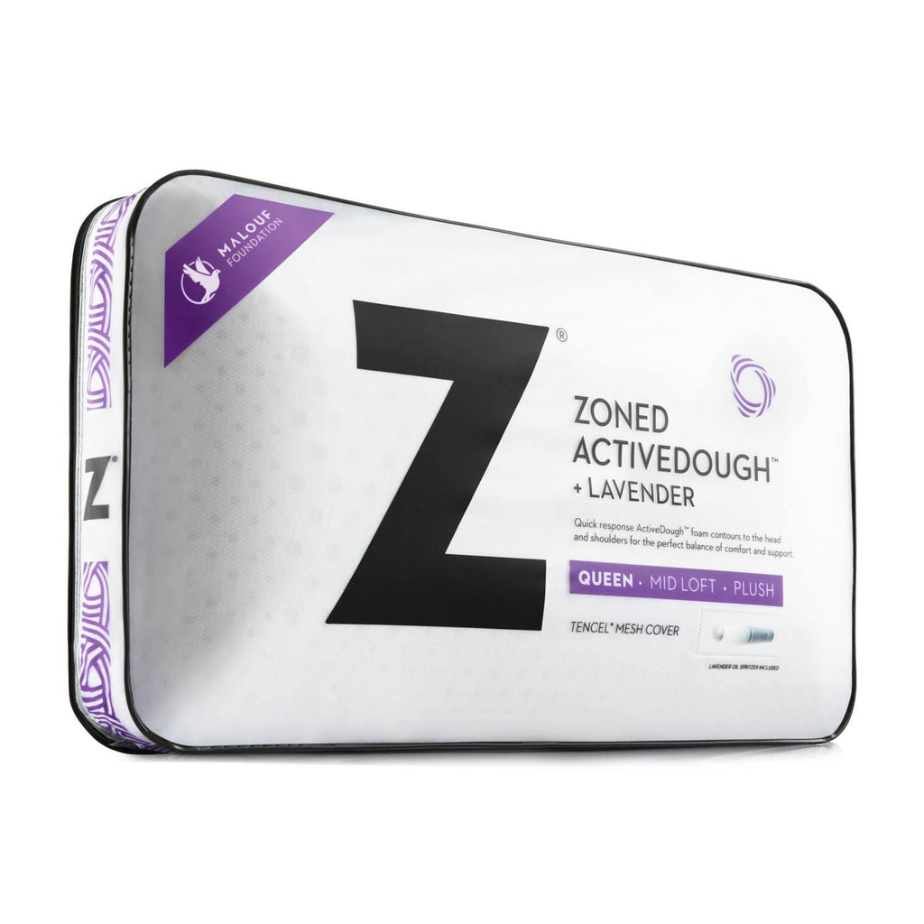 Zoned Active Dough +Lavender Pillow with spritzer