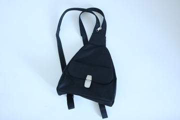 Backpack With Convertible Zipper