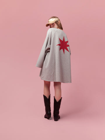 IPSILON STAR Sweat Dress