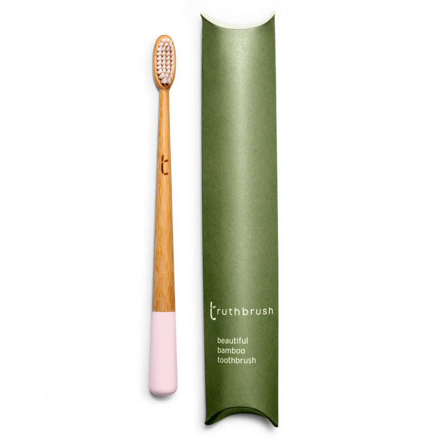 Pink Medium Adult Truthbrush