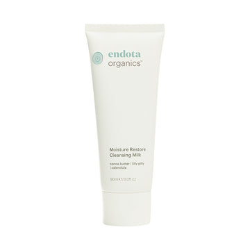 endota spa Organics Moisture Restore Cleansing Milk