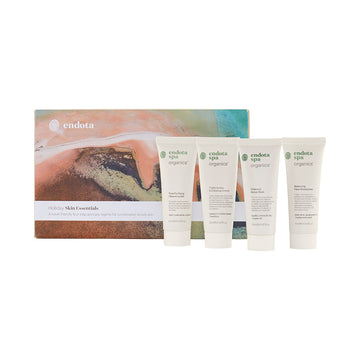 endota spa Holiday Skin Essentials- combination to oily