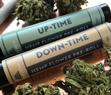 Hemp CBD Flower Pre-Rolls: Combo Pack 5 of each