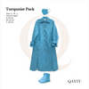 Antiviral Pack: Turquoise