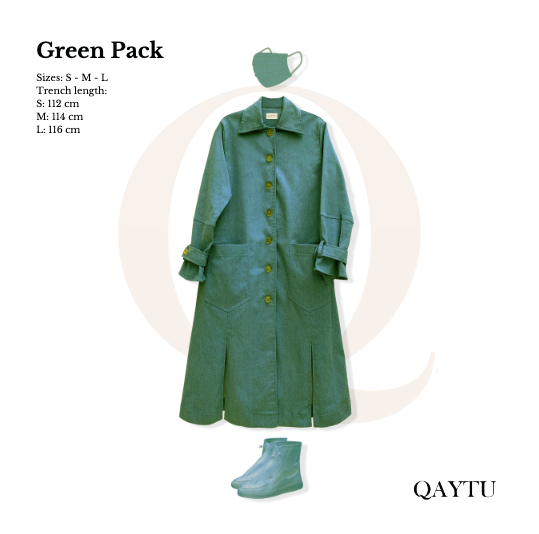 Antiviral Pack: Green