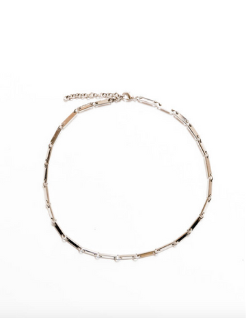 Naked Necklace, Silver