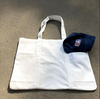 White Canvas Tote Bag