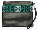 The Teal Egypt Clutch