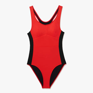 THE Red One Piece