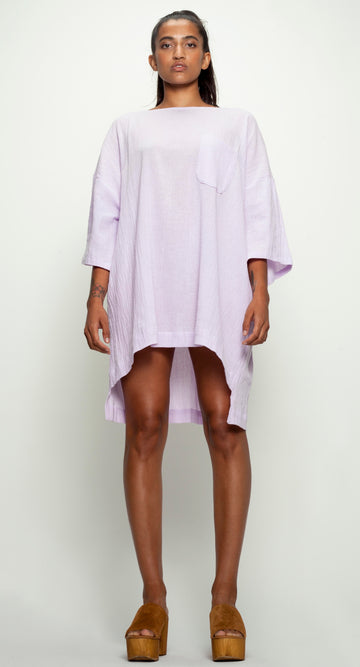 Cotton Gauze Tunic